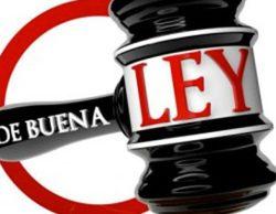 Telecinco cancela 'De buena ley'