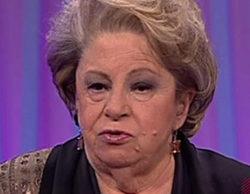 "Rosa Belmonte: ""María Antonia Iglesias era la Belén Esteban de 'La noria'"""