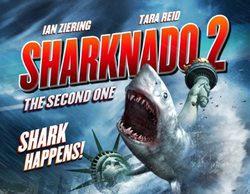 'Sharknado 2' se convierte en el telefilm de SyFy más visto de la historia