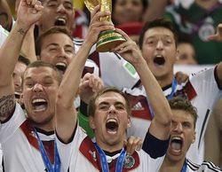 Telecinco (15,5%) gana julio con el Mundial y encadena seis victorias consecutivas