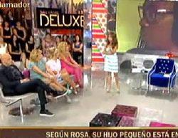 'Sálvame Deluxe' (21%) continúa imbatible en Telecinco frente a la subida del cine de Antena 3 (15%)