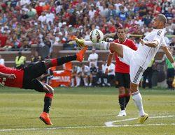 El Manchester-Real Madrid lidera en Telecinco (18,9%) y 'laSexta noche' resiste fuerte con un gran 11,8%