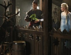 "ABC publica las primeras fotos oficiales de ""Frozen"" en 'Once Upon a Time'"