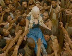 'Juego de tronos' alcanza ya los 20 millones de espectadores por capítulo en Estados Unidos
