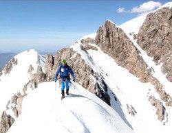 Tras batir su récord de temporada, Jesús Calleja parte este domingo hacia la Cordillera Cantábrica