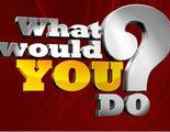 'What Would You Do?' sube con su final de temporada