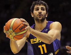 El amistoso de baloncesto entre España y Angola registra un fantástico 6,7% en Teledeporte
