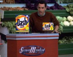 'Supermarket' (1992), uno de los primeros concursos diarios emitidos por Antena 3 a mediodía
