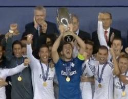 El Real Madrid gana la Supercopa de Europa frente a más de 4,8 millones (39,8%)