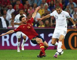 Quebradero de cabeza en Mediaset por la coincidencia de horarios de las selecciones de fútbol y baloncesto