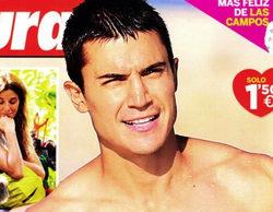 Álex González ('El Príncipe') luce torso desnudo en la revista Lecturas
