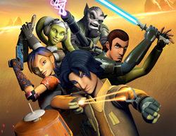 'Star Wars Rebels' llega a Disney XD el próximo 3 de octubre