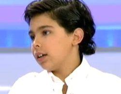 'El programa del verano' ficha a un niño de 11 años como tertuliano