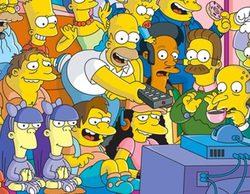La maratón de 522 capítulos de 'Los Simpson', éxito rotundo de audiencia