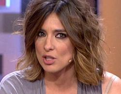 """Sandra Barneda se emociona al hablar de la homosexualidad en 'Hable con ellas': """"¡Basta ya de armarios!"""""""