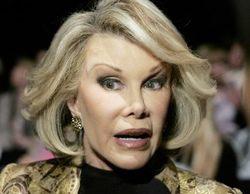 Joan Rivers, en estado crítico tras dejar de respirar durante una operación de garganta
