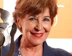 Concha Velasco regresa el próximo lunes a 'Cine de barrio' para grabar nuevas entregas