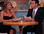 """Jimmy Kimmel: """"Es increíble que la gente piense que Jennifer Aniston estaba cabreada durante el reencuentro de 'Friends'"""""""
