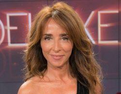 María Patiño supera en casi 3 puntos a Terelu Campos como sustituta al frente de 'Sálvame deluxe' durante el verano