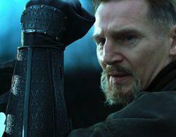 """Liam Neeson estaría dispuesto a reencarnar en 'Arrow' al Ra's al Ghul que interpretó en """"Batman Begins"""""""