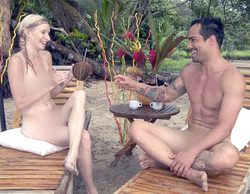 Boda al desnudo entre dos concursantes de 'Dating Naked'