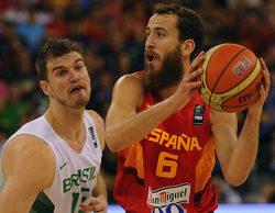 La victoria de España contra Brasil en el Mundial de Baloncesto otorga a Cuatro un 18,2%