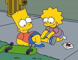 'Los Simpson' lidera la jornada con un fantástico 4% en la noche de Neox