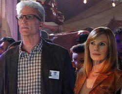 Cuatro estrena la decimotercera temporada de 'CSI Las Vegas' el próximo lunes 8 de septiembre