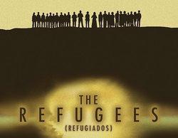"Ramón Campos: ""Con 'Refugiados' queremos demostrar que no tenemos nada que envidiar a las series de fuera"""