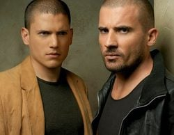 Wentworth Miller y Dominic Purcell se reencontrarán en 'The Flash'