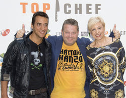 """Alberto Chicote: """"Las pifias en 'Top Chef' han sido mínimas y hemos expulsado a algunos que hicieron un buen trabajo"""""""""""