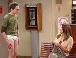 Sheldon Cooper, en calzoncillos en la octava temporada de 'The Big Bang Theory'