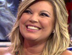 El regreso de Terelu Campos a 'Sálvame Deluxe' domina la noche del viernes