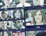 Canal+ presenta 'Las caras de la noticia', una serie sobre el periodismo televisivo en España