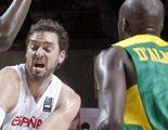 El España - Senegal de baloncesto, lo más visto de la noche con 2,6 millones