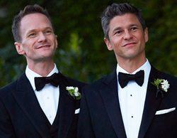 Neil Patrick Harris se ha casado con David Burtka en Italia