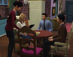 """Los personajes y los escenarios de 'Friends' llegan a """"Los Sims 4"""""""
