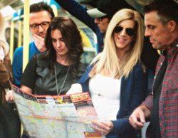 """El """"reencuentro"""" de los seis actores de 'Friends' en Londres"""