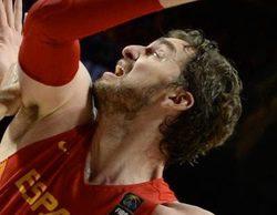 Más de 4,5 millones siguen la eliminación de España del Mundobasket