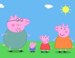 Clan lidera la tarde gracias a 'Los superminihéroes' (4,7%), 'Peppa Pig' (5,2%) y  'El pequeño reino de Ben y Holly' (4,9%)