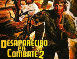 """La película """"Desaparecido en combate 2"""" alcanza un buen 2,7% en la noche de Paramount Channel"""