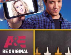 El canal A&E llega a España el próximo 2 de octubre