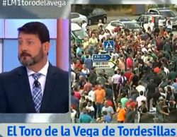 """Javier Durán defiende el Toro de la Vega en TVE: """"En Mozambique los leones matan personas todos los días"""""""