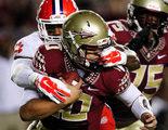 'College Football' lidera con los encuentros Florida State-Clemson y Oklahoma-West Virginia