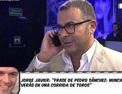 """La aparición de Pedro Sánchez en 'Sálvame' en la portada de El Mundo: """"La telebasura no es el mejor lugar para un político"""""""
