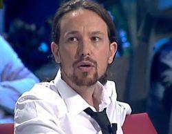 Pablo Iglesias reta en directo a Pedro Sánchez a enfrentarse en un debate en 'laSexta noche'
