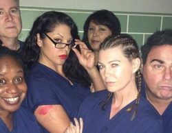 Los actores de 'Anatomía de Grey' se disfrazan de 'Orange is the New Black'