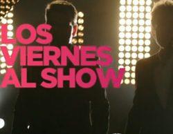 'Los viernes al show', presentado por Manuel Fuentes y Arturo Valls