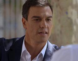 """Pedro Sánchez: """"Quiero cambiar la política, que la gente transforme la indignación que tiene con los políticos"""""""