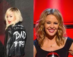 """Rita Ora sustituirá a Kylie Minogue en la versión inglesa de """"La Voz"""""""